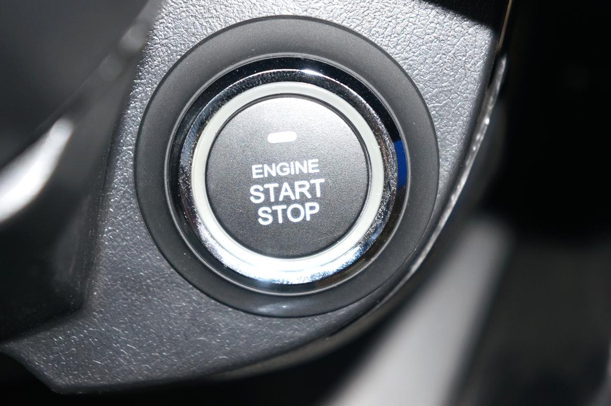 贴心的启动按键指示灯,可靠地显示启动中的一切变化,令您轻松应对旅途