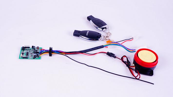 雷震子GPS定位防盗系统